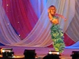 Восточьный танец. Алиса Сумцова. СОЛЬНИК.